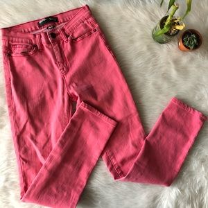 BDG Pink Skinny Jean